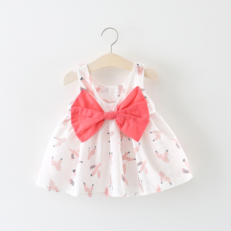 ca41069b3509 0-1-2-3 years old 4 girls summer dress female baby dress princess ...