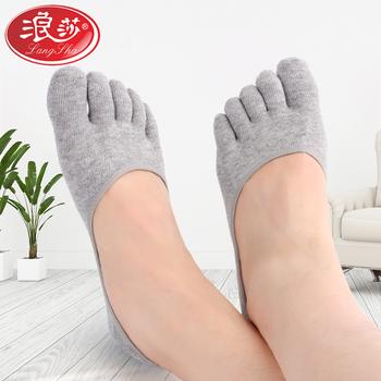 Ланша пять пальцев носки женская тонкая малая модель рот хитрость хлопок дезодорация носки весна тонкий короткие трубки филиал носок носки мужчина, цена 699 руб