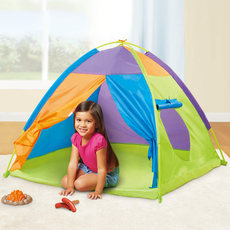 Children's indoor and outdoor toys, games tent house princess baby girl folding big play house pool house marine ball