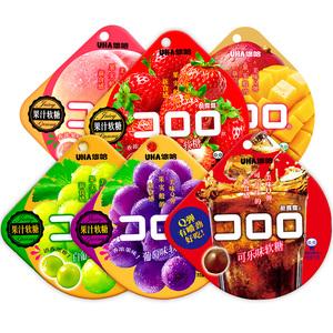 【买6送1】uha糖果软糖