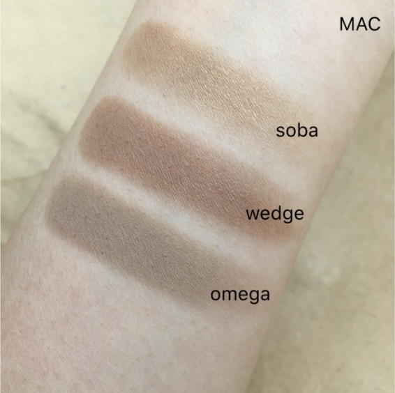 Usd 2154 Buy 2 Spot Mac Eyeshadow Nose Shadow Artifact Omega