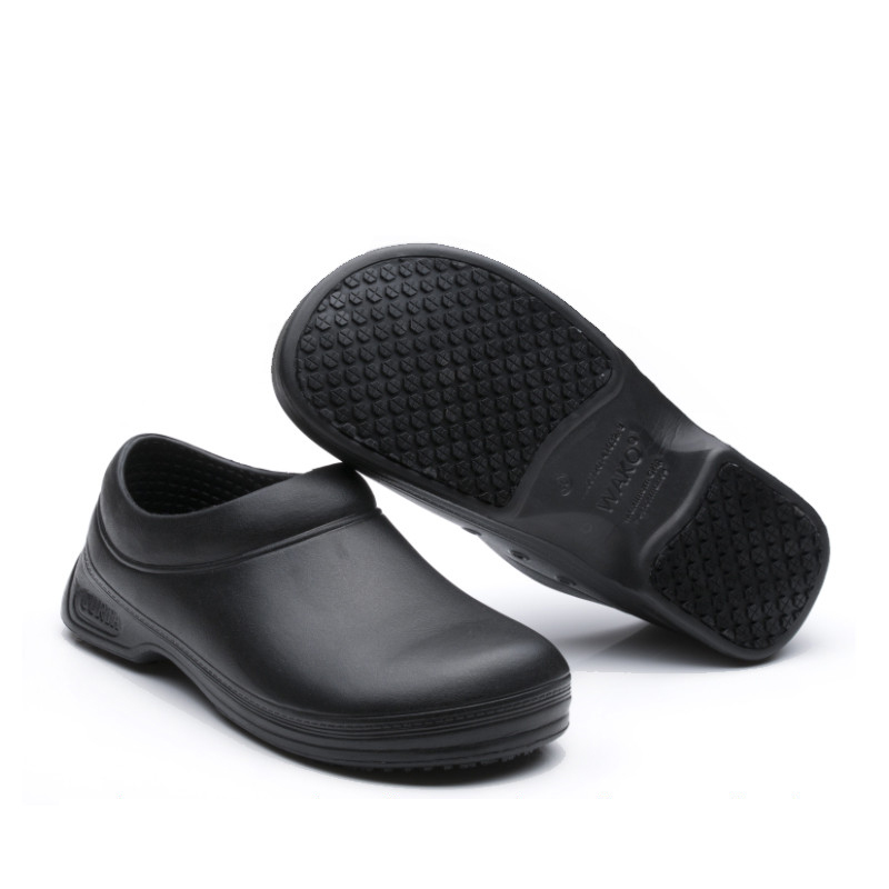 Genuine Slip Wako Chef Shoes Non Slip Shoes Kitchen Shoes Hotel Restaurant  Work Shoes Waterproof And Oil Resistant Wear Men