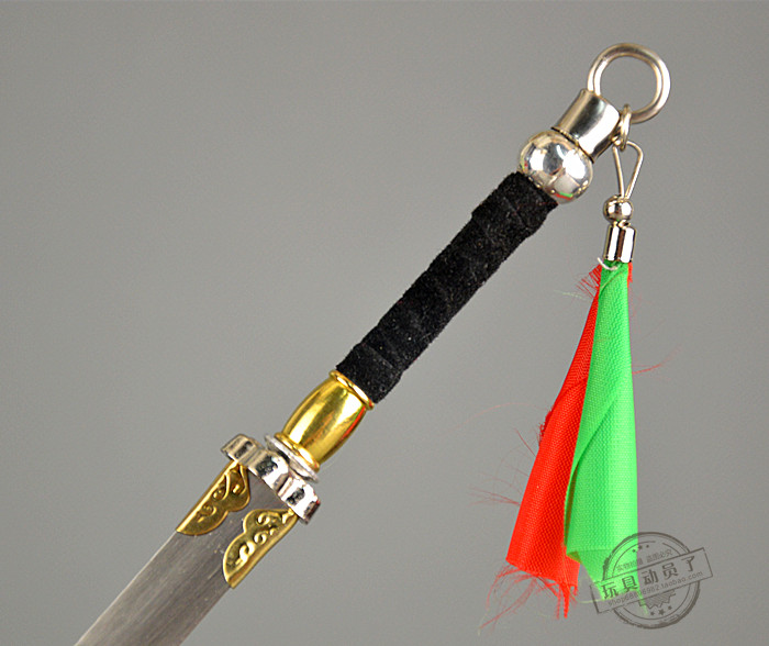 1//6 China broadsword heavy sword for Blood Zombies full metal 15cm 断魂刀