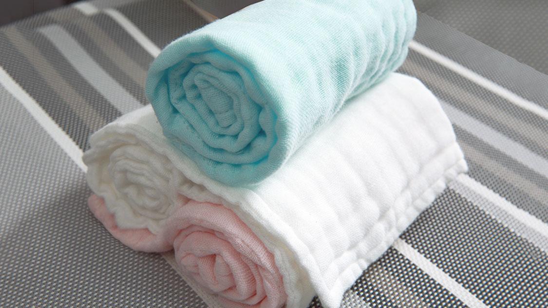 良心评测!6层儿童纱布浴巾