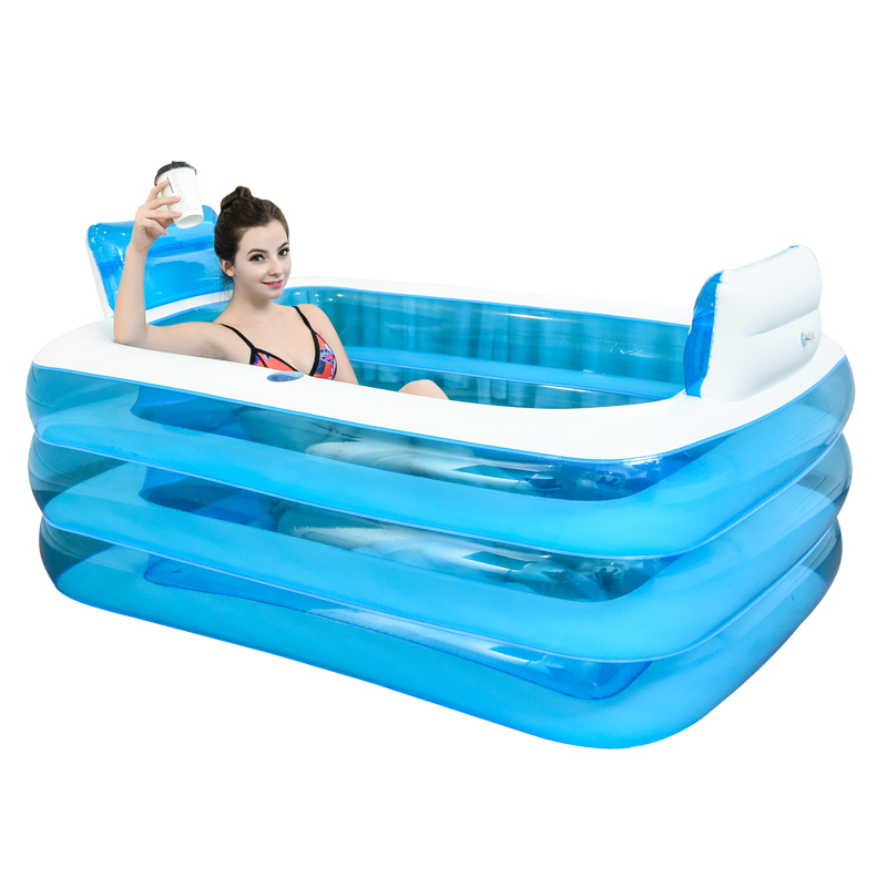 shower collapsible bathtub folding up adult bath bathtubs toddler portable thick super plastic tub for inflatable stand adults