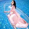 Real Shot Spot Small Fragrance Pink Lace Dress Super Fairy Long Skirt