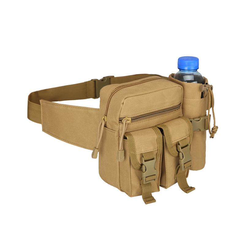 Открытый многофункциональный армейский вентилятор тактический чайник пакет Талия для путешествий пакет Велосипедная рыбалка мужские и женские дорога интерьер Маленький сундук пакет