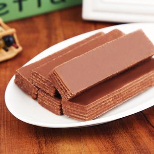 木糖醇巧克力涂层威化饼干