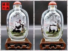 Good faith inside painting snuff bottle