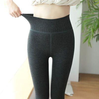【420克】加绒加厚打底裤女外穿显瘦踩脚