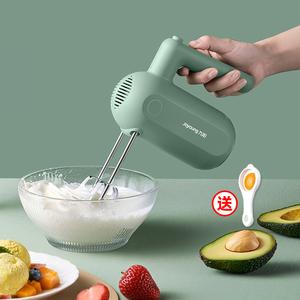 九阳打蛋器电动家用烘焙小型打蛋糕搅拌器自动打奶油机手持打发器