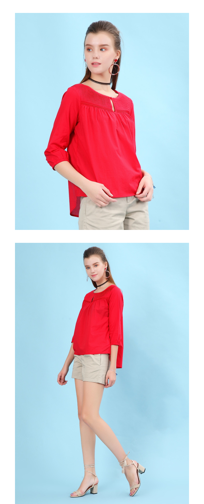 Quần áo nữ Bossini  23795 - ảnh 11