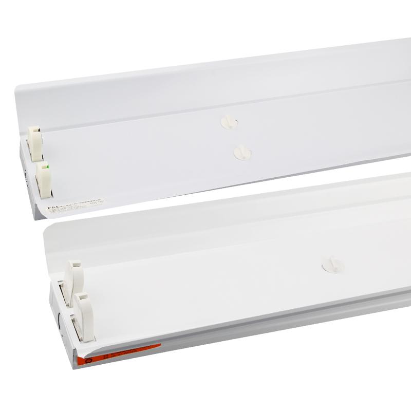 Lamp Holder Types, SINGLE TUBE Fluorescent Lamp Holder