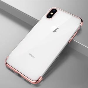 苹果X手机壳iPhoneX透明XS Max超薄XR套硅胶iPhoneXR软壳防摔轻薄