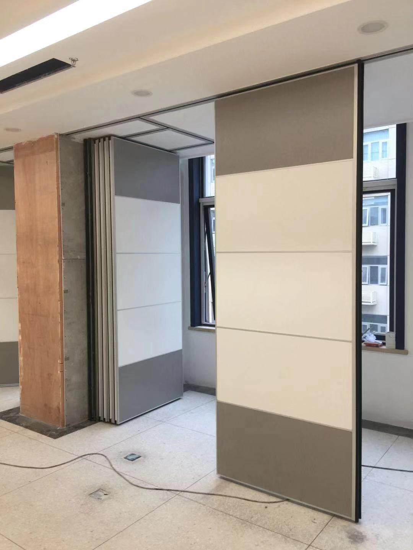 办公办公推拉酒店伸缩墙隔离屏风隔音活动移动墙折叠门隔断隔断墙