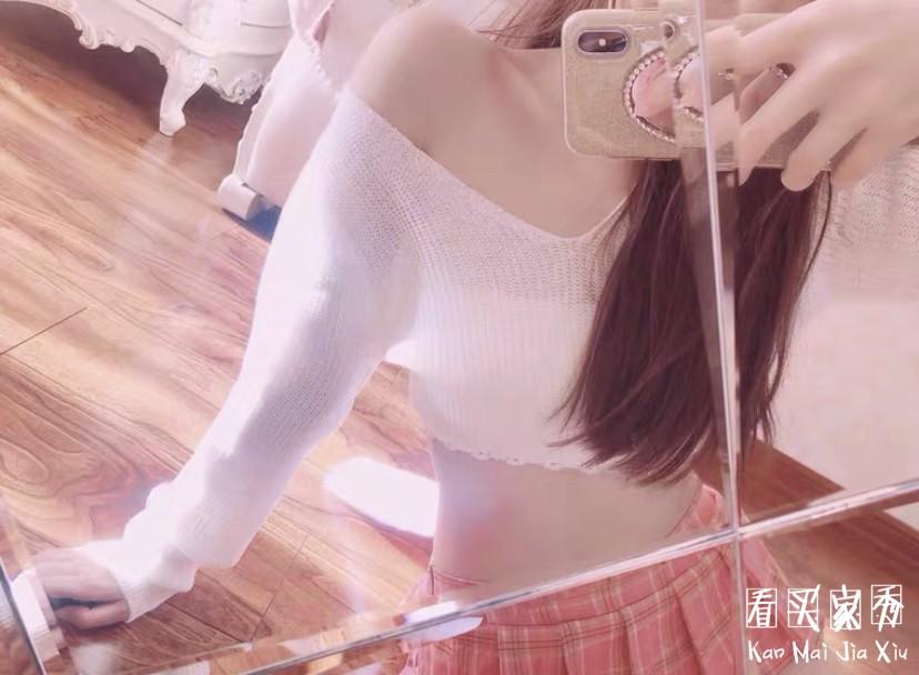 日系少女超短裙买家秀,老娘这身材咋穿都可爱2