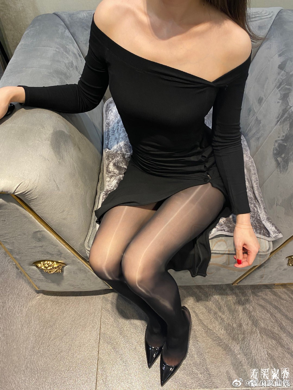 性感马光丝袜买家秀,穿上以后腿马上加分,老公爱不释手