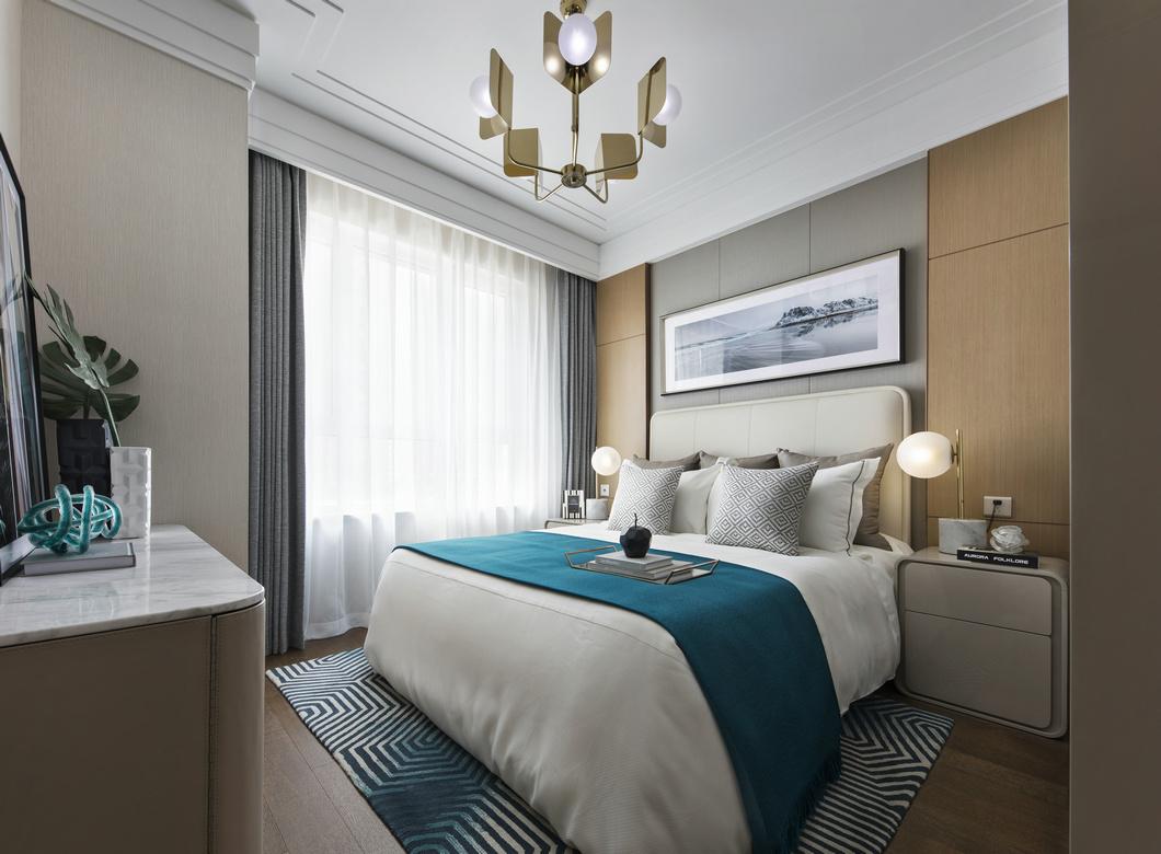 打造后现代卧室,畅想你的品味人生