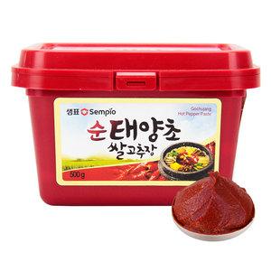 【抢第二件1元】韩式辣酱膳府辣椒酱韩国网红年糕酱甜辣酱拌饭酱