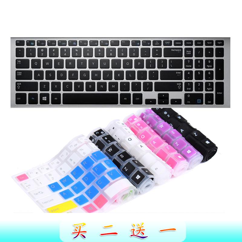 15.6寸450R5U 450R5G 450R5V三星NP450R5J-X05CN键盘膜X09笔记本X08电脑X07 X
