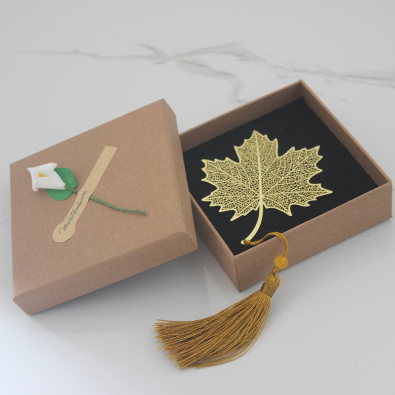 Sycamore Leaves. Boxed. Not Lettering