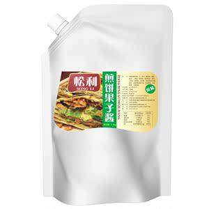 天津煎饼果子专用酱家用商用摆摊秘制山东杂粮煎饼手抓饼鸡蛋灌饼