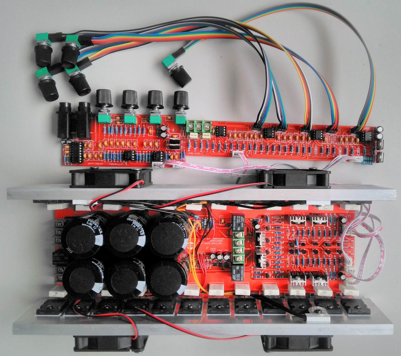 5200 And 1943 Amplifier Circuit Filmsstreaming Poweramplifiercircuitlayout Power Stereo Audio 24 Toshiba Tube Board 2 1 High 1000w Karaoke Hi