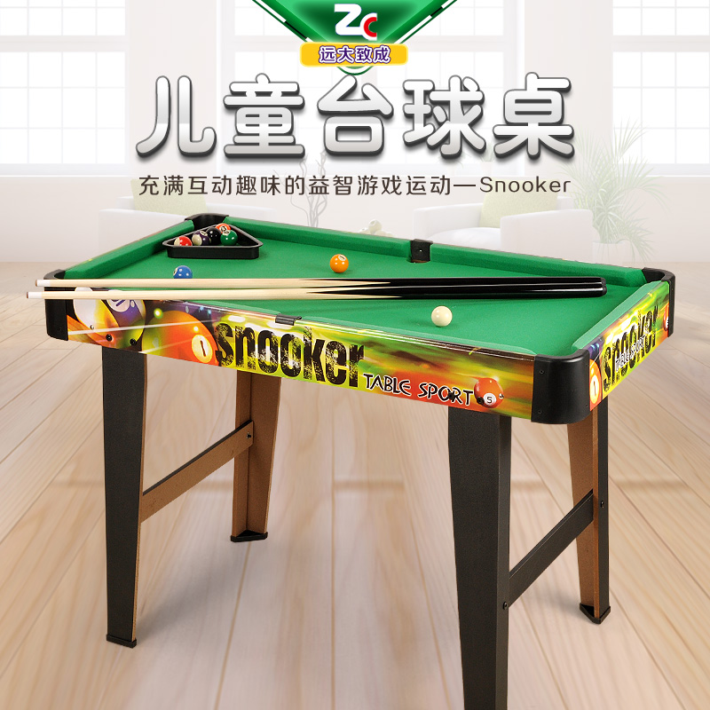 USD Children Pool Table Large Household Pool Table Standard - How big is a standard pool table