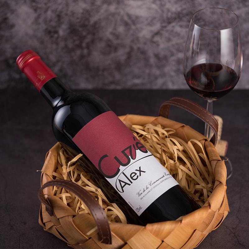 波赫马努礼赞纳半干葡萄酒,100元礼物送朋友