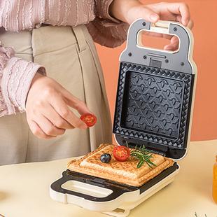 【涛声旗舰店】三明治华夫饼加热早餐机