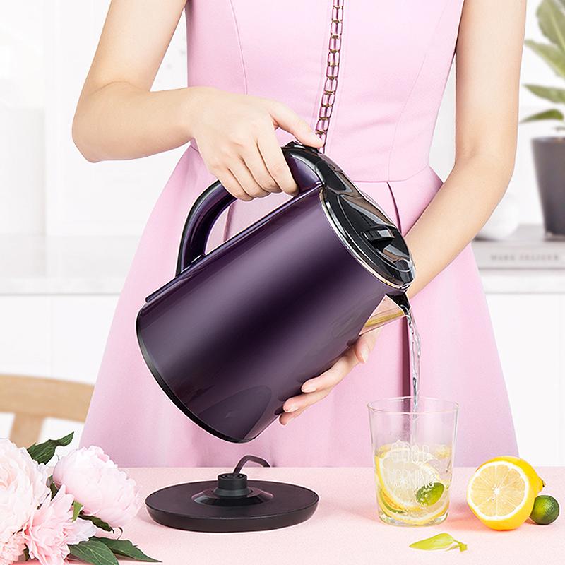奥林格家用电热水壶1.8升
