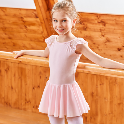 Children's ballet dress girls practice clothes grading clothes children's dance skirt
