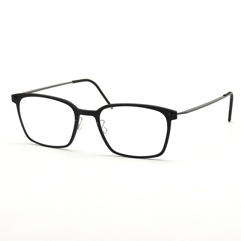 0a2c1c5710 ... men square myopia glasses frame 6536 Lindberg frames Denmark · Zoom ·  lightbox moreview · lightbox moreview ...