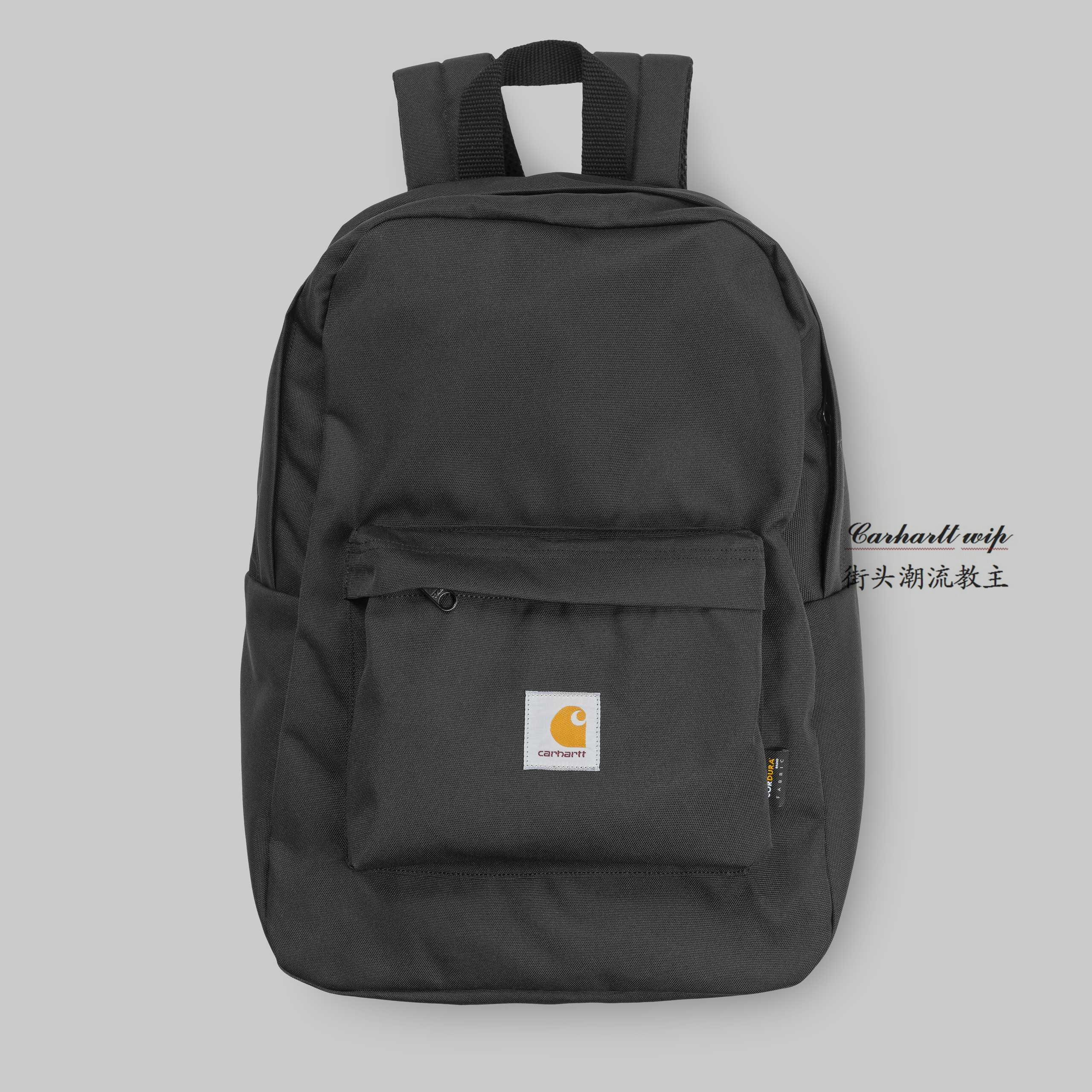 Spot Carhartt Wip Watch Backpack men and women Tide brand CANVAS leisure  mini backpack