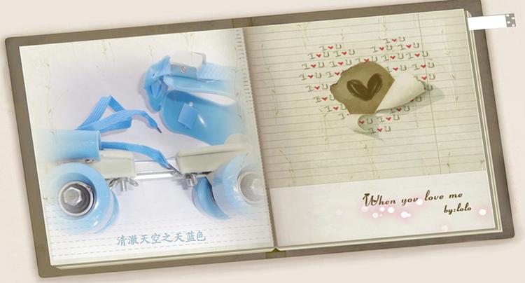 Patins à roulettes pour enfant       - Ref 2578192 Image 11