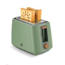 家用早餐吐司机迷你小型压烤机