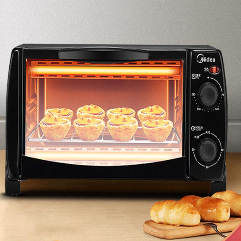 【美的】小型多功能烤肉烤串电烤箱