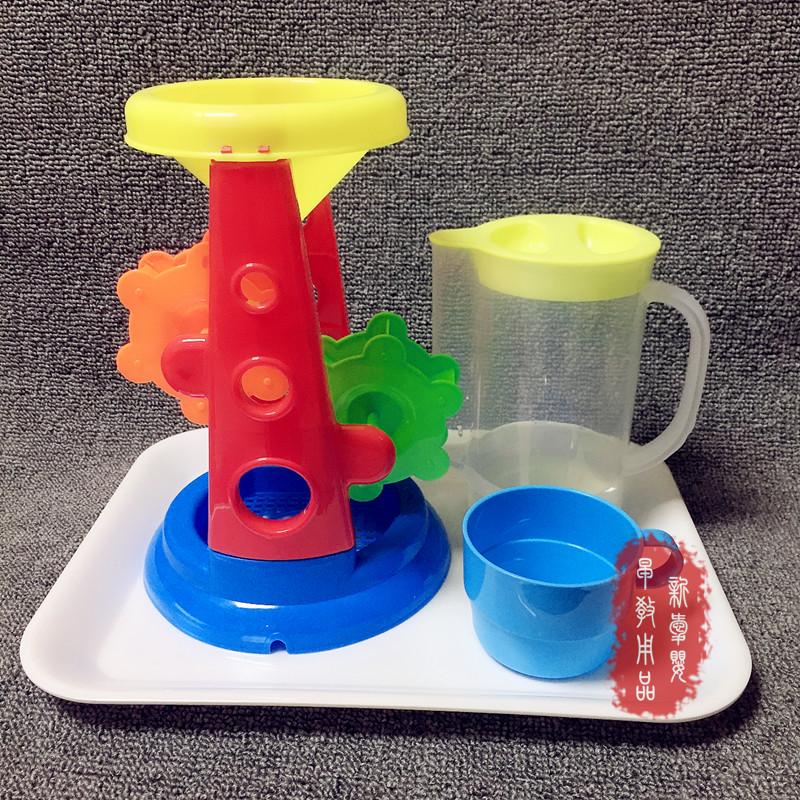 Cối xay gió Máy Phương Đông Phương Đông Giáo dục Mầm non Bộ giáo dục Trẻ sơ sinh Đồ chơi Giáo dục Mầm non Đồ chơi mẫu giáo Montessori - Đồ chơi giáo dục sớm / robot