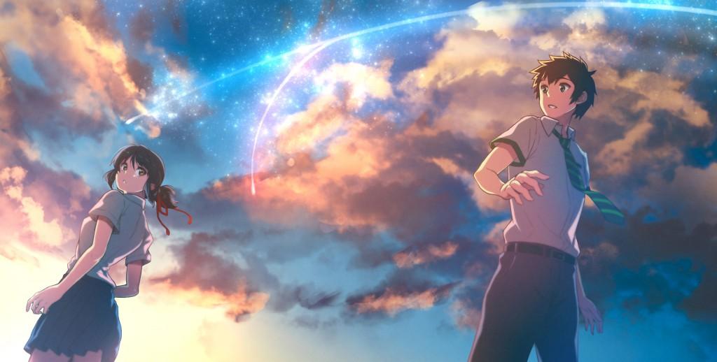 [动画]你的名字。高清&百度云下载-九妖动漫网