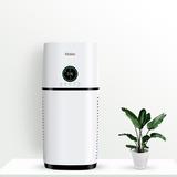 海尔 智能空气净化器 支持天猫精灵 Card值590 适用大户型  劵后1499元包邮小降100元新低