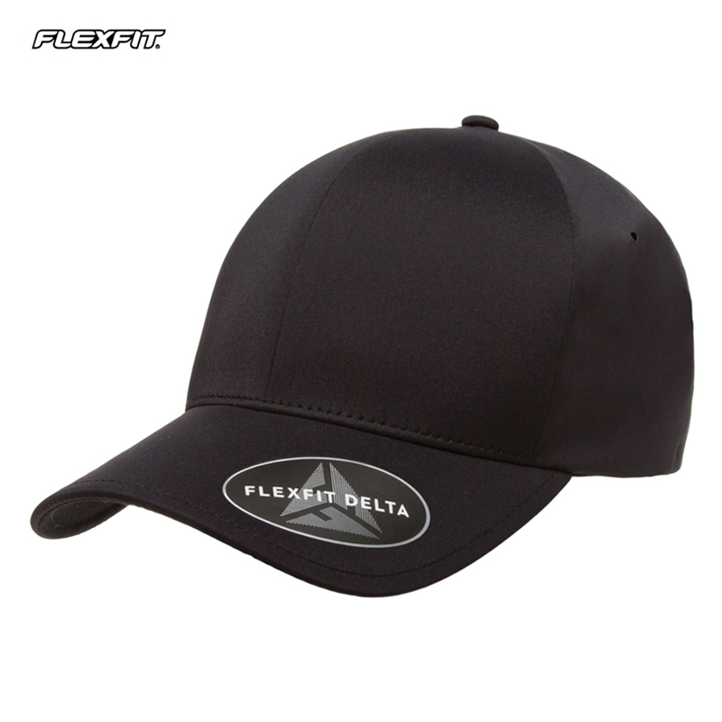 89f58224d Flexfit Delta full closed baseball cap large hat large head around the cap  men and women summer sun hat