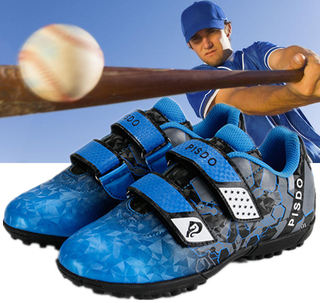 Children's baseball shoes professional baseball sports shoes junior practice baseball elementary school students learning baseball and softball shoes 28