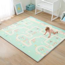 【可优比】宝宝爬爬垫环保爬行垫