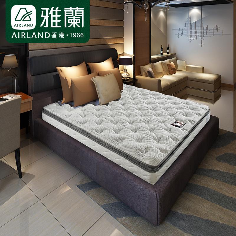 香港雅蘭伏爾加臥室布藝床雙人床1.8米1.5米床歐式排骨架床架清倉