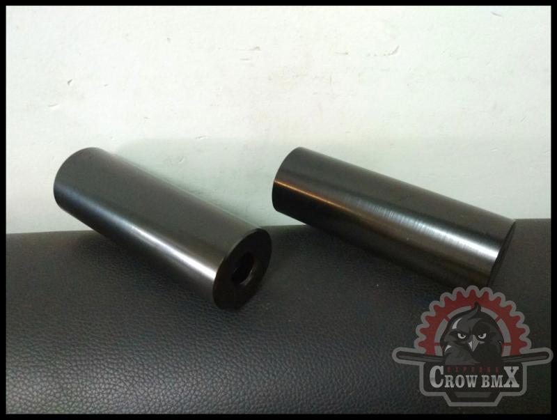 Черный ворона BMX сталь ракета пистолет оригинал пистолет трубка 85 юаней на цена пистолет трубка на бар