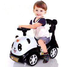 儿童扭扭车1-3岁宝宝滑行车助步四轮玩具车音乐可坐摇摆车溜溜车