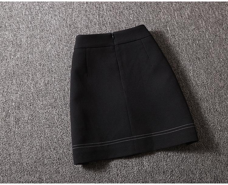 新作 ファッション 合わせやすい スリム OL スカート 37