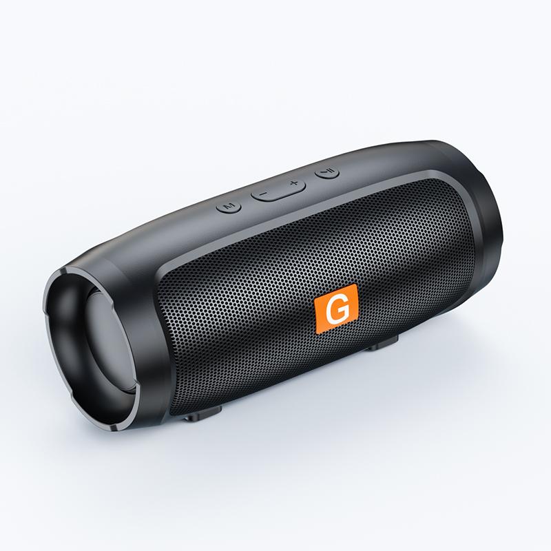 无线蓝牙音箱便携式大音量防水低音炮3D环绕立体声家用户外运动随身手机小音响插卡小型迷你u盘收音机双喇叭