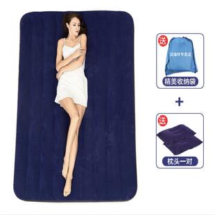气垫床双人充气床垫单人情趣家用加厚