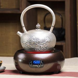 Tea pro BR1800 bếp điện gốm sứ bếp màn hình cảm ứng thông minh bếp đun nước mini thông minh không chọn nồi chè 1500W